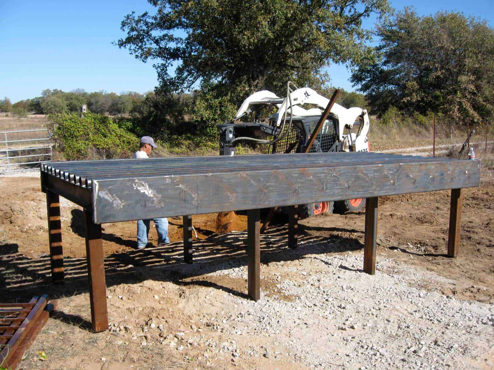 Cattle Gaurds