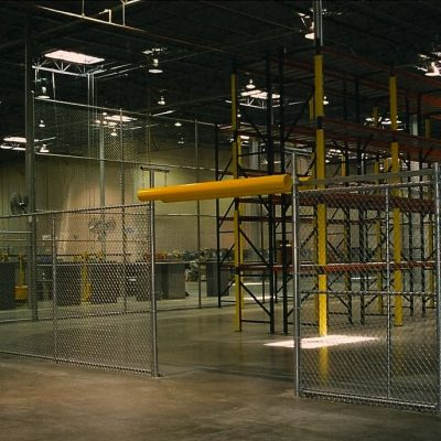 Chain Link Cages